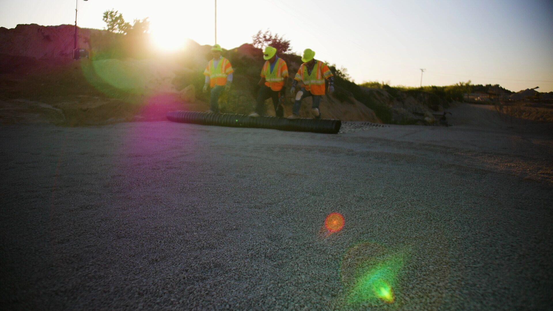 Green Orange Construction Professionals